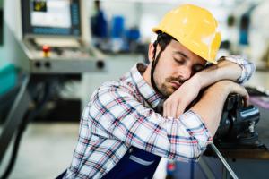 mnet 208841 asleep at work shutterstock 645655753